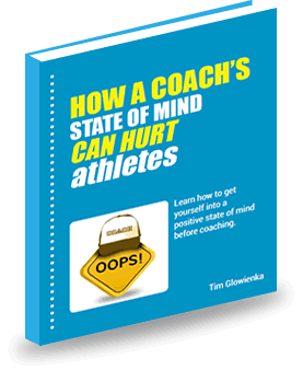 eBook How a Coach's State of Mind Can Hurt Athletes, tips on coaching