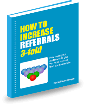 eBook How to Increase Referrals 3-Fold, soccer coaching tips